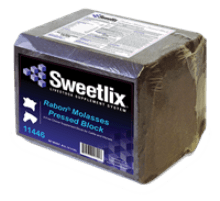 Block of sweetlix
